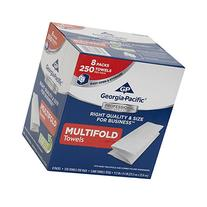 "Georgia-Pacific 2212014 Multifold Paper Towels  9.2"" x 9.4"
