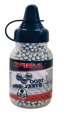 Umarex Precison Steel BB's 0.177 1500CT 2252549