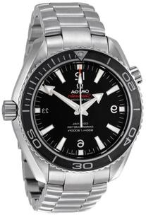 Omega Men's 232.30.42.21.01.001 Seamaster Planet Ocean Black