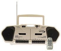 Califone 2395AV-02 Music Maker Plus Dual Cassette Recorder