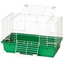 24.5 Rabbit Cage with Plastic Tray