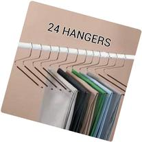 24 piece set of Jobar Slacks Hangers Open Ended pants Easy