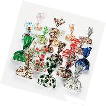 "240  ~ Holiday Cellophane Bag Assortment ~ Approx. 5 1/2"" X"