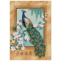 Dimensions 240317 Gold Collection Petite Beautiful Bird