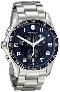 Victorinox Men's 241652 Stainless Steel Watch