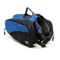 Outward Hound Kyjen  2490 Dog Backpack, Large, Blue