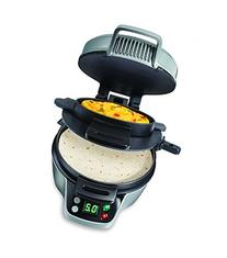 Hamilton Beach 25495 Breakfast Burrito Maker, Silver