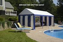 ShelterLogic 25898 Enclosure Kit with Windows for Party Tent