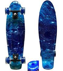 LMAI 27'' Cruiser Skateboard Graphic Complete Skateboard