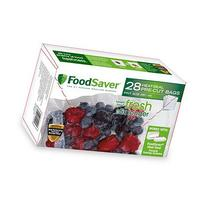 FoodSaver 28 Pint-sized Bags with unique multi layer