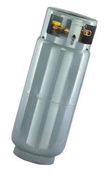 Worthington 282098 43-Pound Steel Forklift Cylinder With