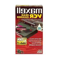 Maxell 290038 VP-200 Wet VHS Video Head Cleaner