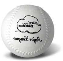 Sky Bounce 2922 White Sponge Baseball - 12 Count