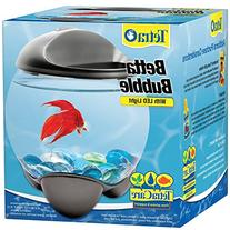 Tetra 29263 Betta Bubble Betta Bowl with LED Light
