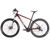 ICAN 29er Carbon Mountain Bike 18'' Hardtail SRAM X5 Spinner
