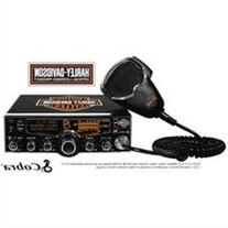 Cobra Harley Davidson CB Radio with LCD and Weather | 29 LX