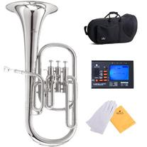 Cecilio 2Series AH-280N Eb Alto Horn with Stainless Steel