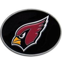 Siskiyou Gifts 2SFB035 NFL Logo Buckles- Arizona Cardinals