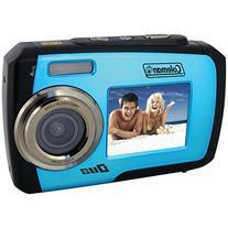 Coleman Duo 2V7WP-BL 14 Megapixel Waterproof Digital Camera