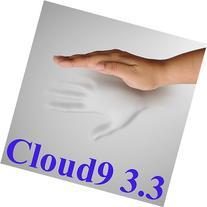 3.3 Cloud9 Full / Double 3 Inch 100% Visco Elastic Memory