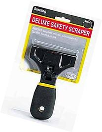DDI 54917 3 3/4quot; Deluxe Safety Scraper with Hanging Hole