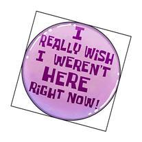 "3 Inch Spongebob ""I Really Wish I Weren't Here Right Now"""