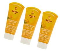 - Weleda - Calendula Shampoo & Body Wash | 200ml | 3 PACK