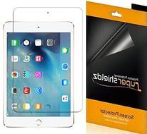 Supershieldz for Apple iPad Mini 4 Screen Protector, Anti-