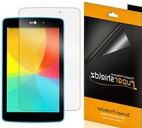 Supershieldz Anti-Bubble Clear Screen Protector for LG G