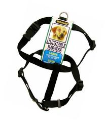 Petmate 3/4 inch X 20 inch To 28 inch Black Harness  19314