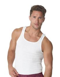 Hanes Men's 3-Pack Classics Tagless Tanks