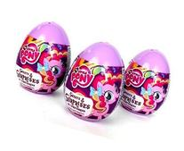 3 My Little Pony Surprise Eggs with My Little Pony Toy,
