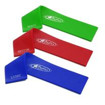 Aylio 3 Loop Fitness Bands Stretch Exercise Set for Legs
