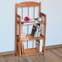 Lavish Home Bookcase for Decoration, Home Shelving, and