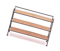 3-Tier Bamboo Shoe Rack