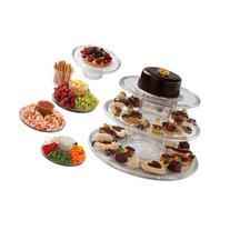 Creative Bath 3-Tier Cake Server Tower
