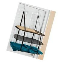 3-Tier Over the Door Laundry Clothes Drying Rack
