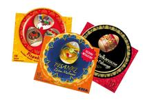 30 Easter Egg Wraps / Sleeves - Folk & Faberge EXCLUSIVE