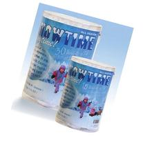 30 Pack Indoor Snowball Fight - Snowtime Anytime - Safe, No