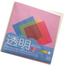 30 Sheets Origami 'Paper' Made From Poly  by Daiso