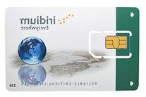 75 minute 30 Day Prepaid SIM Card for Iridium Satellite
