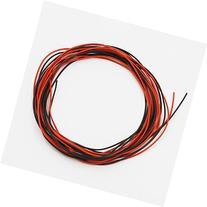 BNTECHGO 30 Gauge Silicone Wire 20 feet 2 Colors  Soft and