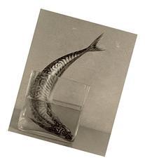 30 x 24 in. Robert Maxwell Fish in Vase