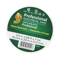 Duck Brand 300877 Professional Grade Electrical Tape, 3/4-