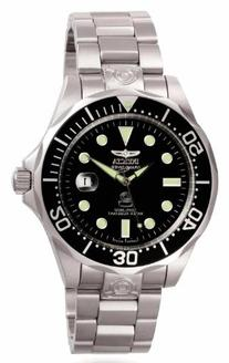 Invicta Men's 3044 Stainless Steel Grand Diver Automatic