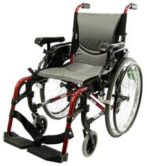 Karman S-ERGO 305 Lightweight Ergonomic Wheelchair S-