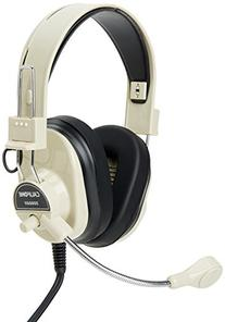 Califone 3066AV Deluxe Multimedia Stereo Wired Over-the-head