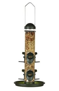 Perky-Pet 311 Safari 2-in-1 Tube Feeder