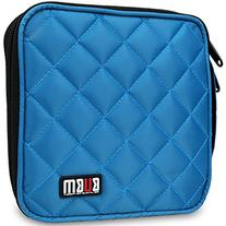 32 Capacity CD / DVD Wallet, 230D Space Twill Cover, Various