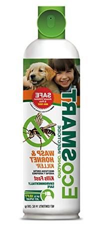 EcoSMART 33105 Organic Wasp and Hornet Killer, 14-Ounce